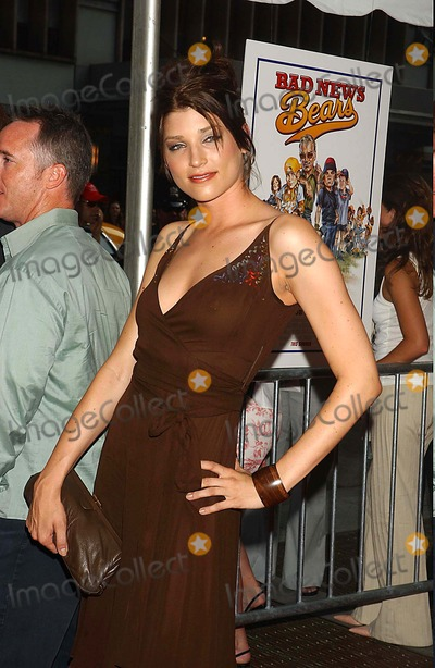 ANNE MARKLEY Photo - World Premiere of  Bad News Bears  at the Ziegfeld Theatre in New York City 07-18-2005 Photo Byken Babolcsay-ipol-Globe Photos Inc 2005 Ann Markley