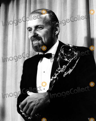 Bob Fosse Photo - Bob Fosse Wins an Emmy Award 5201973 1970s Sylvia NorrisGlobe Photos Inc