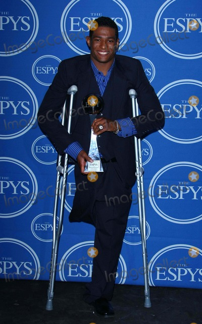 Anthony Robles Photo - Anthony Robles Wrestler the 2011 Espy Awards - Arrivals Nokia Theatre LA Live Los Angeles CA 07-13-2011 Photo by Graham Whitby Boot-allstar - Globe Photos Inc