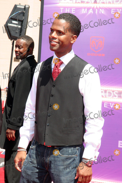 AJ Calloway Photo - 2007 Bet Awards - Red Carpet Shrine Auditorium Los Angeles CA 06-26-07 Aj Calloway Photo Clinton H Wallace-photomundo-Globe Photos Inc