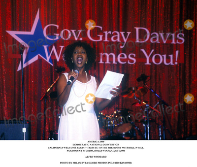 Alfre Woodard Photo - America 2000 Democratic National Convention California Welcome Party  Tribute to the President with Billnhill Paramount Studios Hollywood CA 8142000 Alfre Woodard Photo by Milan RybaGlobe Photos Inc2000