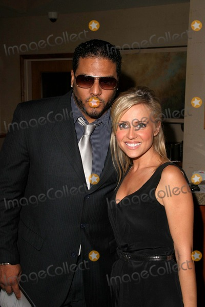 Al B Sure Photo - Diamonds in the Raw Award Luncheon Honoring Hollywood Stuntwomen at the Mountaingate Country Club in Los Angeles CA 10-19-2008 Image Al B Sure and Guest Photo Scott Kirkland  Globe Photos
