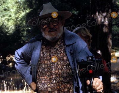 Ansel Adams Photo - Photo Susan Terry Globe Photos Inc 1979 Ansel Adams