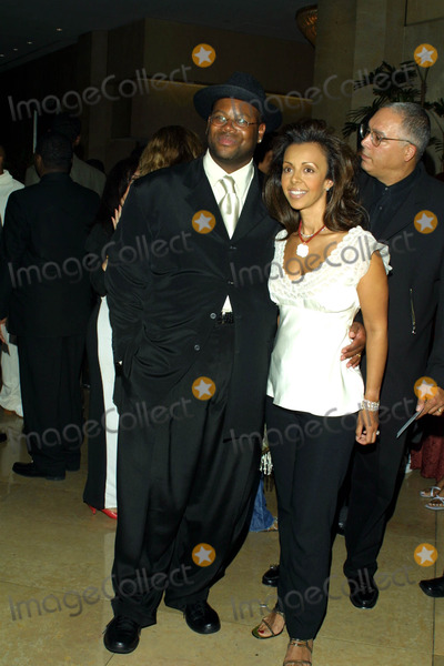 Jimmy Jam Photo -  Ashanti and Dj Quick Host Ascap 15th Annual Rhythm and Soul Music Celebration Los Angeles CA 06172002 Photo by Tom RodriguezGlobe Photosinc2002 (D) Jimmy Jam and Wife