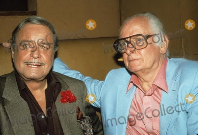 Art Carney Photo - Art Carney Jackie Gleason A0275 Photo by Adam Scull-Globe Photos Inc