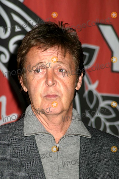 Sir Paul McCartney Photo
