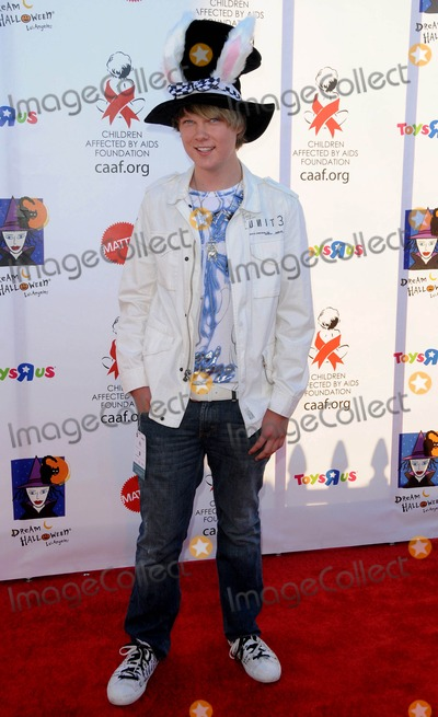 Austin Anderson Photo - Austin Anderson attending the 17th Annual Dream Halloween Held at Barker Hanger in Santa Monica California on October 30 2010 Photo by D Long- Globe Photos Inc 2010 K66684long