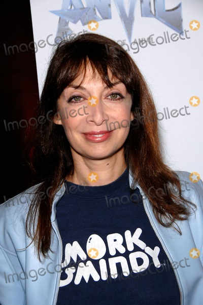 Anvil Photo - Illeana Douglas During the Premiere of the New Movie Anvil the Story of Anvil  Held at the Egyptian Theatre on 04-07-2009 in Los Angeles Photo Michael Germana- Globe Photos