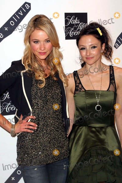 Alice  Olivia Photo - Alice  Olivia by Stacey Bendet Shop Opening at Saks 5th Avenue New York Saks 5th Avenue-nyc-03-18-2010 Katrina Bowden and Stacey Bendet Photo by John B Zissel-ipolinc-Globe Photos Inc2010