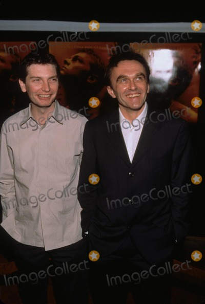 Andrew MacDonald Photo - Danny Boyle with Andrew Macdonald the Beach Premiere in Hollywood  Ca 2000 K17750np Photo by Nina Prommer-Globe Photos Inc