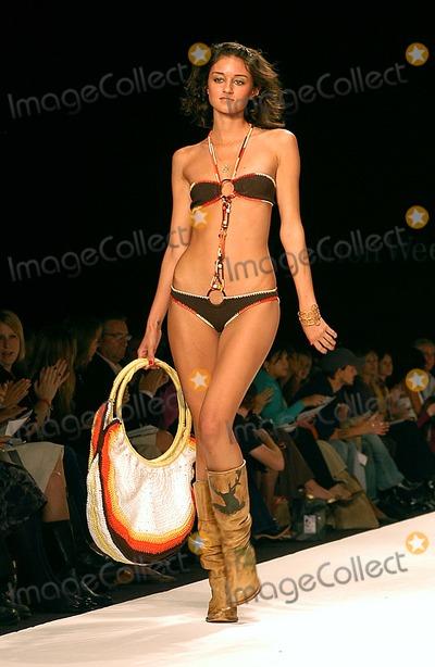Ashley Paige Photo - Ashley Paige Fashion Runway Mercedes-benz Spring 2006 LA Fashion Week at Smashbox Studios- Ashley Paige Runway Culver City CA 10-18-2005 Photo Jaimie Rodriguez-Globe Photos Inc 2005 K45648jr Ashley Paige Fashion Runway