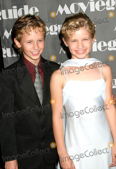 Cayden Boyd Photo - 12th Annual Movie Guide Awards at Beverly Wilshire Hotel Beverly Hills California 032404 Photo by Ed GelleregiGlobe Photos Inc2004 Cayden Boyd and Jenna Boyd