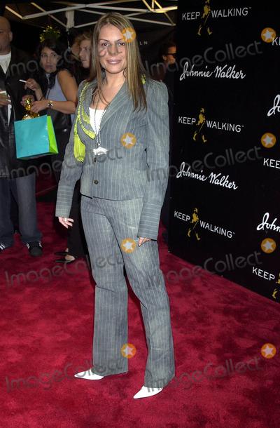 Angie Martinez Photo - Party to Celebrate the Re-opening of the Legendary Copacabana Nightclub in New York City 10172002 Photo by John KrondesGlobe Photos Inc G 2002 Angie Martinez