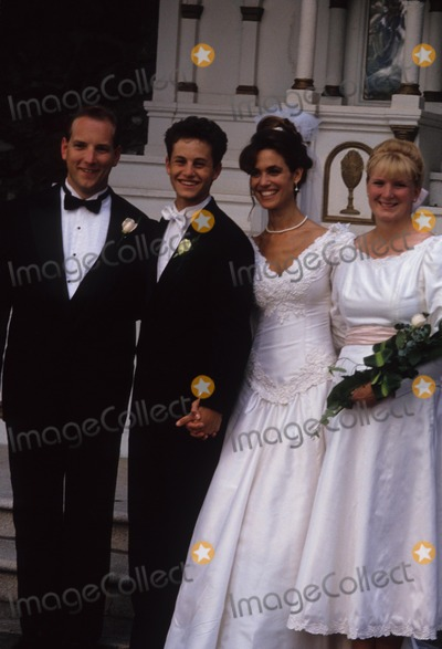 Kirk Cameron Photo - Kirk Cameron with Chelsea Noble 1991 L1750 Photo by John Barrett-Globe Photos Inc
