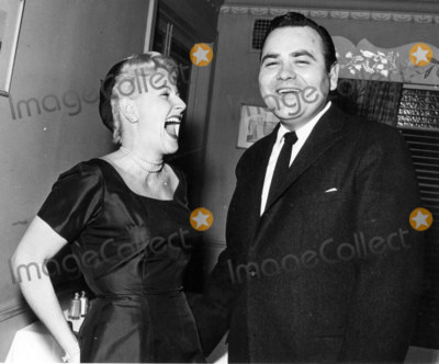 Margaret Whiting Photo - Jonathan Winters and Margaret Whiting Photo Globe Photos Inc Jonathanwintersretro