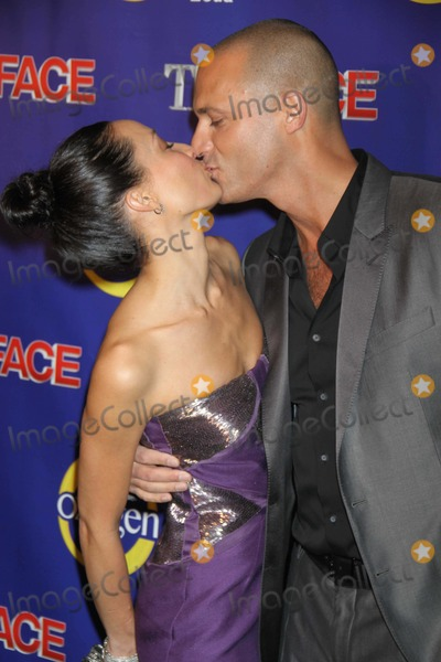 Cristen Chin Photo - Nigel Barker Host of the Face and Wife Cristen Chin at Oxygen Media the Face Premiere Party  Upfront at Marquee Nightclub 10 Ave and 26st 2-5-2013 Photo by John BarrettGlobe Photo