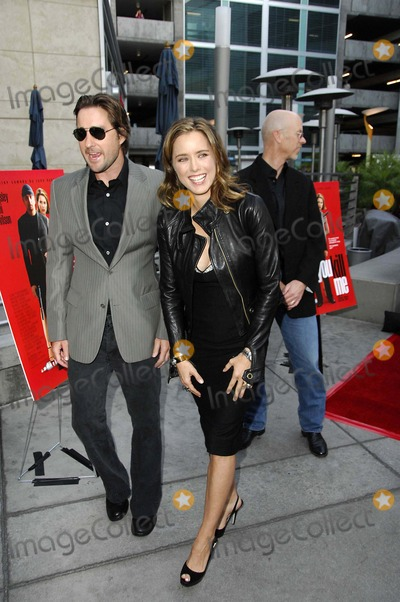 John Dahl Photo - Luke Wilson Tea Leoni and John Dahl During the Premiere of the New Movie You Kill ME at the Arclight Hollywood Cinema on June 11 2007 in Los Angeles Photo by Michael Germana-Globe Photos 2007