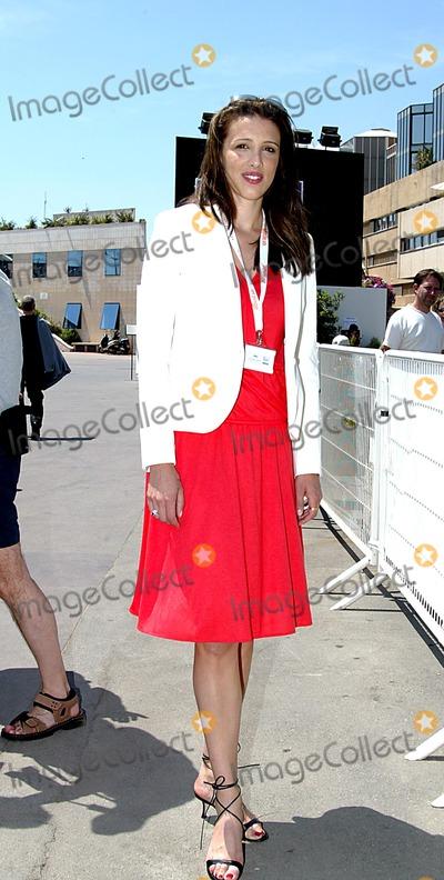 ALEXANDRA  KERRY Photo - Alexandra Kerry Photocall Mondigliani Cannes Filmfest Cannes France Mai 16 Photo by Alec Michael Michael  Globe Photos Inc 2004