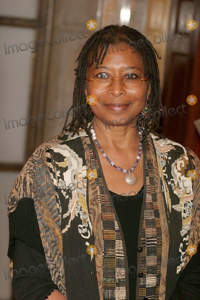 Alice Walker Photo -  the Color Purple  Opening Night After Party at the New York Public Library  New York City 12-01-2005 Photo by John Barrett-Globe Photos Inc 2005 Alice Walker
