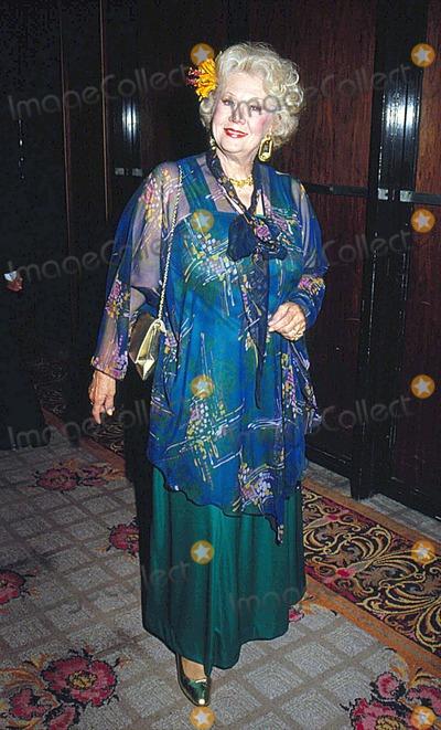 Virginia Mayo Photo - Virginia Mayo at the Rudolph Valentino Awards 7-1991 16226 Photo by Phil Roach-ipol-Globe Photos Inc