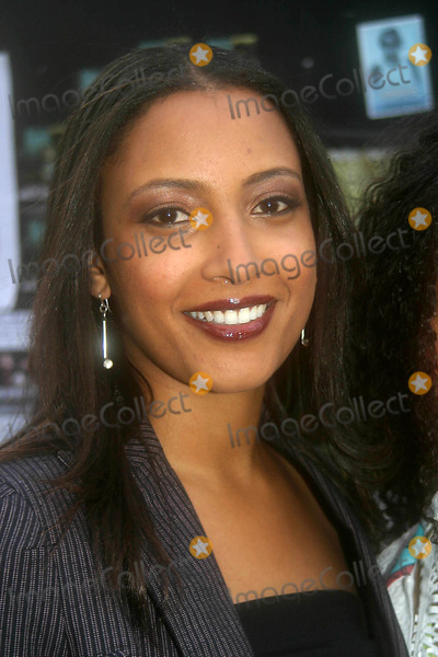 Anika Poitier Photo - 2004 Tribeca Film Festival Premiere of the Devil Cats at United Artists Battery Park Theatres in New York City 05062004 Photo Barry Talesnick Ipol Globe Photos Inc 2004 Anika Poitier