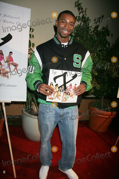Andre Johnson Photo - Top X 2007 Calendar Launch Party Hosted by Wesley Jonathan and Denyce Lawton the Highlands Hollywood CA 02-23-2007 Andre Johnson - Magic Johnsons Son Photo Clinton H Wallace-photomundo-Globe Photos Inc