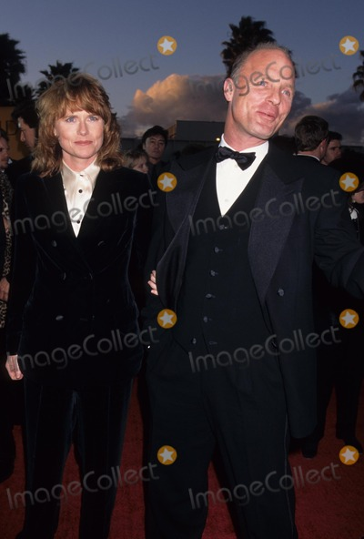 Amy Madigan Photo - Ed Harris with Amy Madigan at the 2nd Annual Sag Awards 1996 Photo by Lisa Rose-Globe Photos Inc