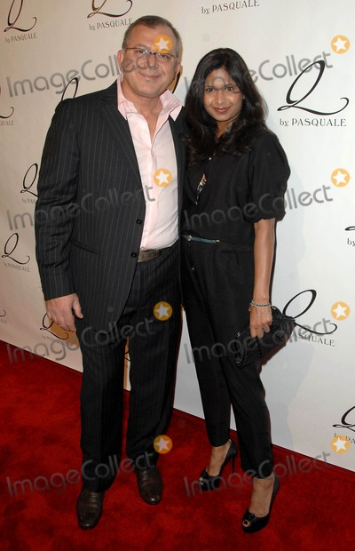 Anoja Dias Photo - Pasquale Fabrizio Anoja Dias attends the Q by Pasquale Glass Shoe Debut at the Pasquale Studio Los Angeles CA 01-29-2010 Photo by D Long- Globe Photos Inc 200