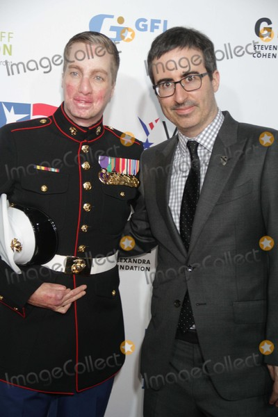 Aaron Mankin Photo - John Oliveraaron Mankin at NY Comedy Festival and Bob Woodruff Foundation 9th Annual Stand Up For Heroes Event at Theater at Madison Square Garden 11-10-2015 John BarrettGlobe Photos