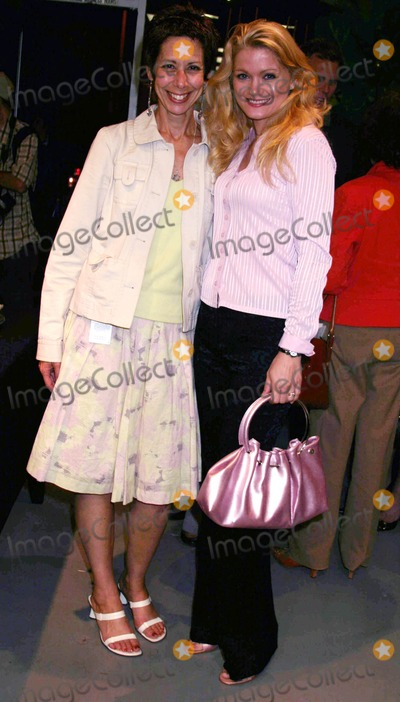 Abbe Land Photo - Occhi Eye Boutique Grand Opening Hosted by Lorenzo Randisi Occhi West Hollywood CA 08-30-2005 Photo Clinton Hwallace-ipol-Globe Photos Inc Abbe Land-west Hollywood Mayor and Jacee Jule