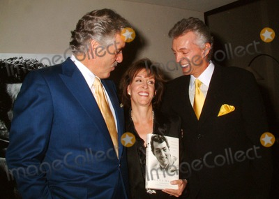 John Griffeth Photo - Deana Martin Celebrates the Publication of Her New Book  Memories Are Made of This  at Chambers Hotel in New York City 1192004 Photo Bymitchell LevyrangefindersGlobe Photos Inc 2004 Dennis Farina Deana Martin and John Griffeth