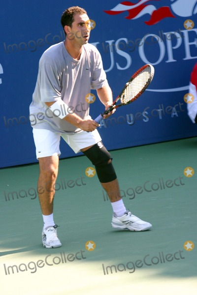 Albert Costa Photo - Open Practice Day of the 2004 Us Open Held at the Usta Tennis Ceneter  Flushing Queens New York 08292004 Photo John Zissel  Ipol Globe Photos Inc 2004 Albert Costa