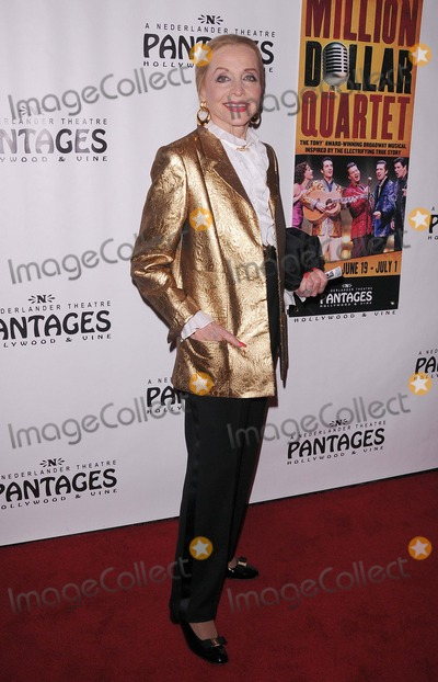 Anne Jeffreys Photo - Los Angeles Premiere of Million Dollar Quartet at the Pantages Theatre in Hollywood CA 61912 Photo by James Diddick-Globe Photos copyright 2012 Anne Jeffreys