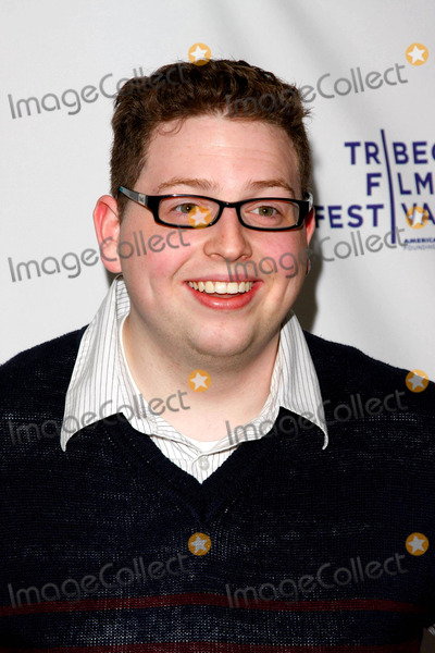 BRANDON HARDESTY Photo - Actor Brandon Hardesty Arriving at the Bart Got a Room Premiere During the 7th Annual Tribeca Film Festival at Amc 19th Street Theatre in Manhattan New York USA 04-25-2008 Photo by Alec Michael-Globe Photos Inc K57944am