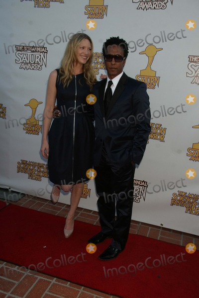 Andre Royo Photo - The 37th Annual Saturn Awards - Red Carpet the Castaway Burbank CA 06232011 Anna Torv and Andre Royo photo Clinton H wallace-ipol-globe Photos Inc 2011