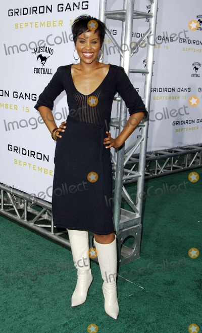 Kellee Stewart Photo - Kellee Stewart During the Premiere of the New Movie From Columbia Pictures Gridiron Gang Held at Graumans Chinese Theatre on September 5 2006 in Los Angeles Photo Michael Germana-Globe Photosinc