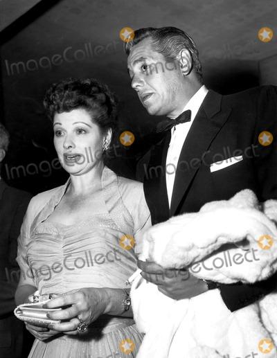 Desi Arnaz Photo - Lucille Ball and Desi Arnaz Supplied by SmpGlobe Photos Inc