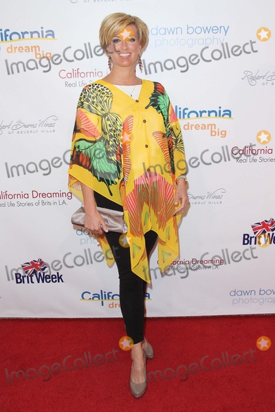 Caroline Feraday Photo - Caroline Feraday attends California Dreaming Real Life Stories of Brits in LA at the Lermitage Hotel on May 1st 2014 Beverly Hills californiausaphototleopold Globephotos