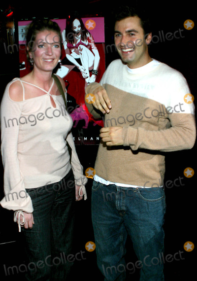 Alice Sykes Photo - Alice Sykes and Tom Sykes K30993rm Ian Spiegelmans Book Party Everyones Burning at Privilege in New York City 632003 Photo Byrick MacklerrangefindersGlobe Photos Inc
