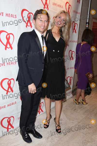 Andrew Taylor Photo - Love Heals 2014 Gala to Benefit the Alison Gertz Foundation For Aids Research the Four Seasons NYC March 11 2014 Photos by Sonia Moskowitz Globe Photos Inc 2014 Andrew Taylor Melissa Barrett Rhodes