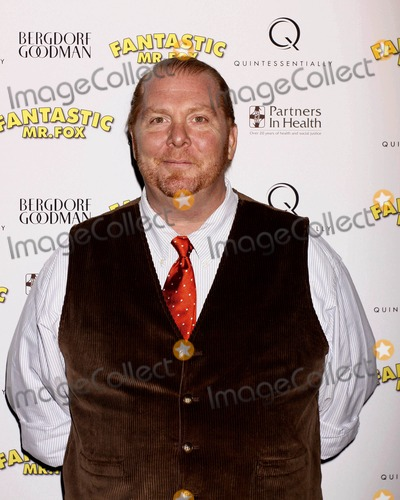 Fantastic Mr Fox Photo - Mario Batali attends Premiere of Movie Fantastic Mr Fox Presented by Fox Searchlight Pictures at Bergdorf Goodman the Mens Store NYC 11-10-2009 Photo Credit Anthony G MooreGlobe Photos