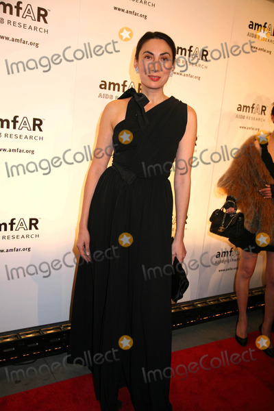 Anh Duong Photo - Amfar Annual New York Gala Cipriani 42nd Street  New York City 01-31-2008 Photos by Sonia Moskowitz Globe Photos Inc 2008 Anh Duong
