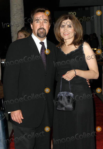 Bryce Zabel Photo - Bryce Zabel and Wife - Emmy Nominee Party - Spago Restaurant Beverly Hills CA - 09182003 - Photo by Nina PrommerGlobe Photos Inc2003
