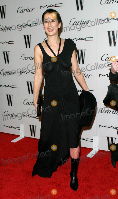 Anna Getty Photo - Anna Getty - W Magazine Celebrates the Glamour of the Golden Globes - Pacific Design Center West Hollywood CA - 01232004 - Photo by Nina PrommerGlobe Photos Inc2004