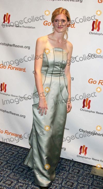 Alexandra Reeve Photo - Christopher Reeve Foundation Celebrates a Magical Evening Gala at Marriott Marquis Hotel 1535 Broadway Dated 11-06-06 Photos by John Barrett-Globe Photosinc Alexandra Reeve