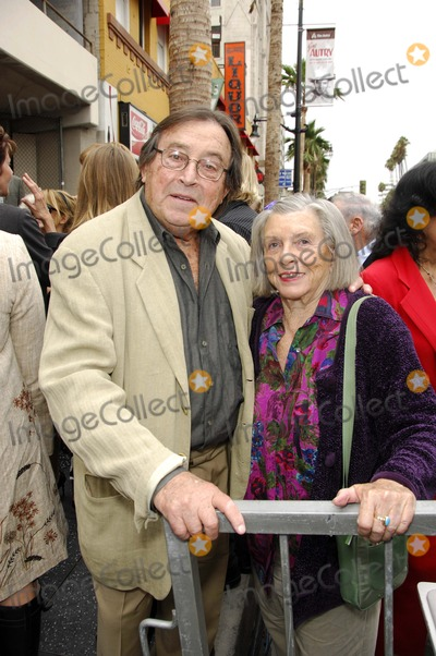 Alan Ladd Photo - Alan Ladd Jr Receives a Star on the Hollywood Walk of Fame Hollywood CA 09-28-2007 Photo by Michael Germana-Globe Photos 2007 Paul Mazursky and Wife Betty