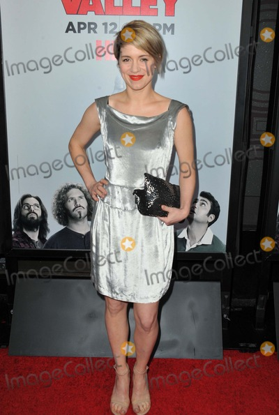 Alice Wetterlund Photo - Alice Wetterlund attending the Los Angeles Premiere of  Silicon Valley Held at the El Capitan Theatre in Hollywood California on April 2 2015 Photo by D Long- Globe Photos Inc