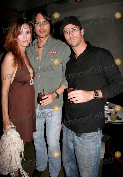 Alex Mitchell Photo - Courtney Fines Me2 Pre-premiere Party Benefiting the National Centre For Missing and Exploited Children Rokbar Hollywood CA 10-26-2005 Photo Clintonhwallace-photomundo-Globe Photos Inc Guest Marcus Schenkenberg and Alex Mitchell