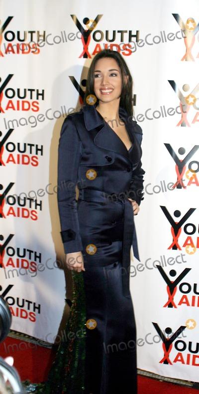 Amelia Vega Photo - Second Annual Benefit Gala to Stop the Spread of Hiv  Aids Among Youth Capitale  130 Bowery  New York City Photo Rick Mackler  Rangefinders  Globe Photos Inc 2003 10272003 Amelia Vega (Miss Universe)