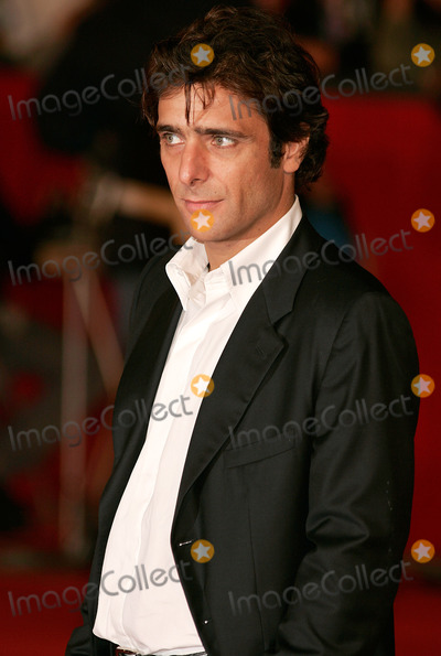 Adriano Giannini Photo - Adriano Giannini Opening Night of the 3rd International Rome Film Festival Rome Italy October 22nd 2008 Photo by Roger Harvey-Globe Photos